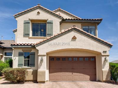 Las Vegas Single Family Home For Sale: 10304 Highbridge Court