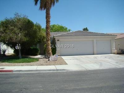 North Las Vegas NV Single Family Home For Sale: $249,999
