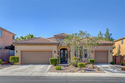 Henderson NV Single Family Home For Sale: $489,900