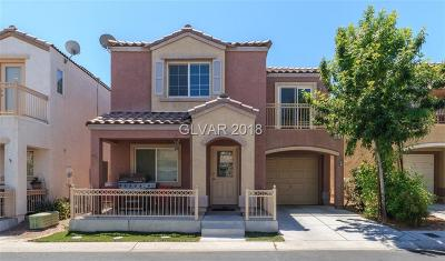 Las Vegas NV Single Family Home For Sale: $220,000