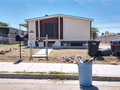 Henderson Manufactured Home Contingent Offer: 226 Navajo Drive