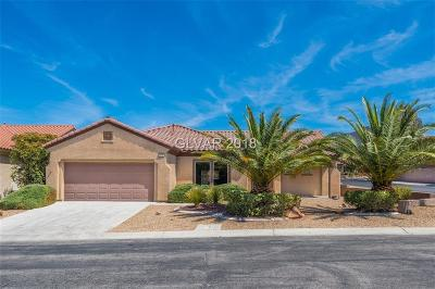 Henderson Single Family Home For Sale: 2116 Twin Falls Drive