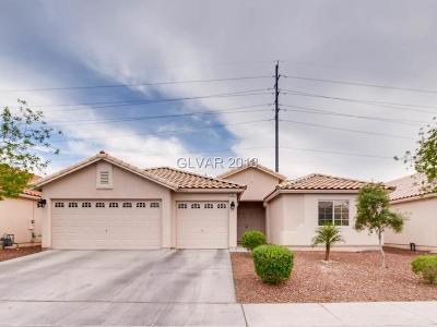 North Las Vegas Single Family Home For Sale: 2621 Torch Avenue