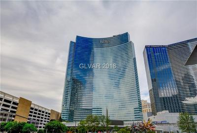 Clark County High Rise For Sale: 2600 West Harmon Avenue #11048