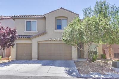 Henderson NV Single Family Home For Sale: $458,000