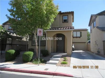 Single Family Home Sold: 648 Desert Passage Street