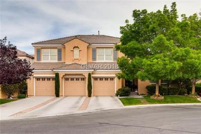 Single Family Home For Sale: 308 Round Stone Court