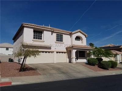 Henderson NV Single Family Home For Sale: $400,000