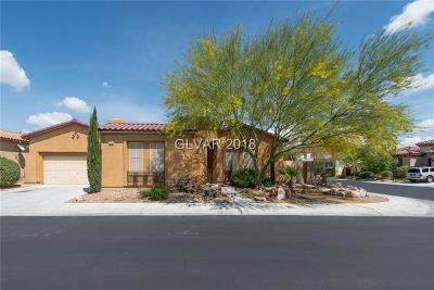 Single Family Home Contingent Offer: 7864 Apache Cliff Street