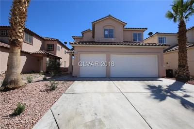 Las Vegas NV Single Family Home For Sale: $349,900