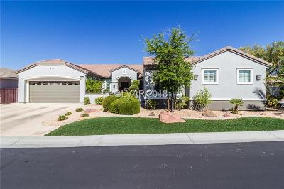 Henderson NV Single Family Home For Sale: $468,000