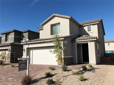 North Las Vegas Single Family Home For Sale: 1908 Pinsky Lane