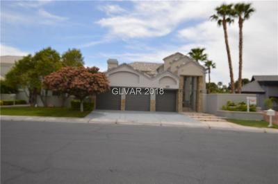 Single Family Home For Sale: 3113 Beach View Court