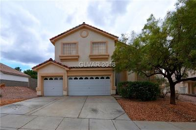 Henderson NV Single Family Home For Sale: $449,500