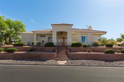 Single Family Home For Sale: 805 Copper Flat Court