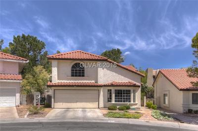Single Family Home For Sale: 8676 Toscana Lane