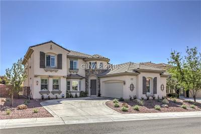 Las Vegas NV Single Family Home Contingent Offer: $560,000