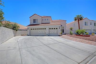 Single Family Home Contingent Offer: 5312 Painted Lakes Way