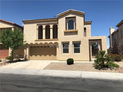 Las Vegas Single Family Home For Sale: 76 Crooked Putter Drive