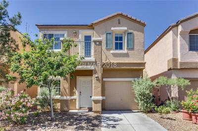Henderson NV Single Family Home Under Contract - No Show: $228,000