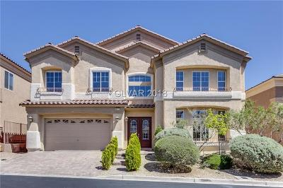 Las Vegas NV Single Family Home Under Contract - No Show: $468,000