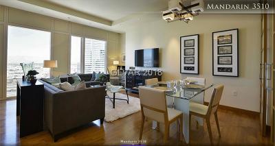 Resort Condo At Luxury Buildin High Rise For Sale: 3750 South Las Vegas Boulevard #3510