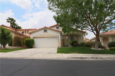 Henderson Single Family Home For Sale: 327 Brilliant Summit Circle