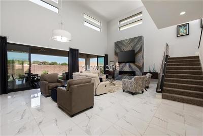Las Vegas NV Single Family Home For Sale: $1,499,000