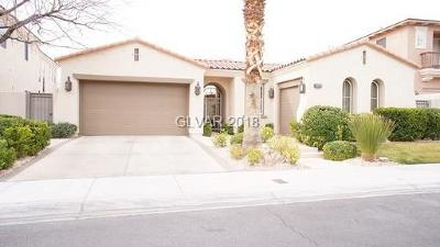 Red Rock, Red Rock Cntry Club At Summerl Rental For Rent: 11279 Winter Cottage Place