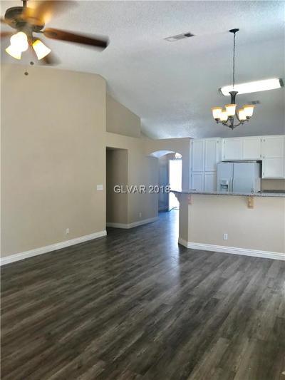 Las Vegas Single Family Home For Sale: 3321 Beach Port Drive