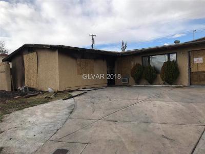 Las Vegas  Single Family Home For Sale: 4404 Hillcrest Avenue