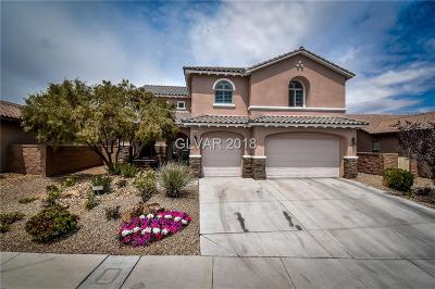 North Las Vegas Single Family Home For Sale: 3808 Marsh Sparrow Lane