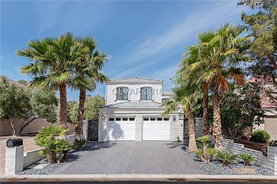 Las Vegas Cntry Club Fairway E, Las Vegas Cntry Club Garden Ho, Las Vegas Cntry Club Villas #1 Single Family Home Contingent Offer: 2817 Queens Courtyard Drive