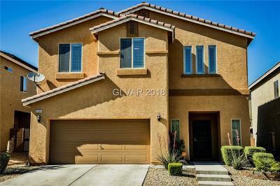 Las Vegas Single Family Home Contingent Offer: 9314 Forest Meadows Avenue