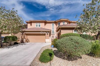 North Las Vegas Single Family Home Contingent Offer: 5932 Blue Label Street