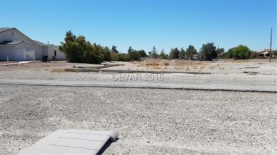 North Las Vegas Residential Lots & Land For Sale: 3471 West Lone Mountain Road