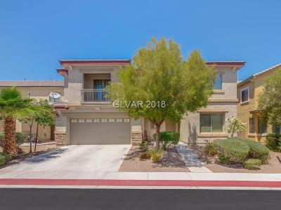 North Las Vegas Single Family Home For Sale: 4204 Lower Saxon Avenue