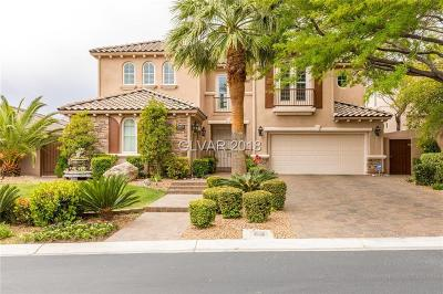 Red Rock, Red Rock Cntry Club At Summerl Rental For Rent: 11717 Glowing Sunset Lane