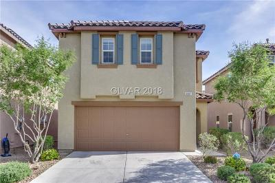 Las Vegas NV Single Family Home For Sale: $293,000