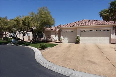 Las Vegas Single Family Home For Sale: 9684 Irvine Bay Court
