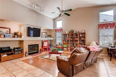 Las Vegas Single Family Home For Sale: 844 Market Crest Drive