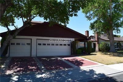 Las Vegas NV Single Family Home Contingent Offer: $190,000
