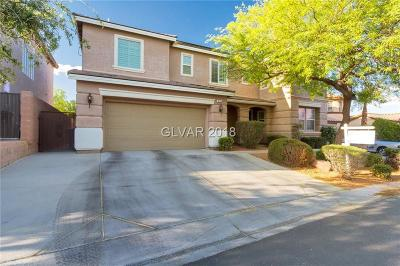 Las Vegas Single Family Home For Sale: 9724 Sienna Valley Avenue