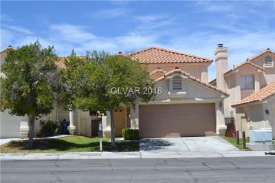 Single Family Home For Sale: 9308 Valencia Canyon Drive