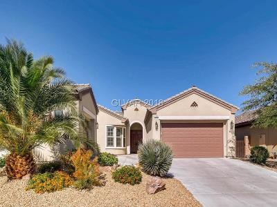 North Las Vegas Single Family Home For Sale: 7276 Summer Duck Way