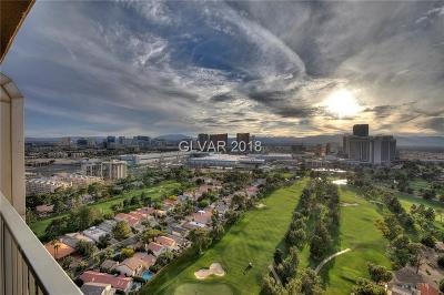 High Rise For Sale: 3111 Bel Air Drive #28G