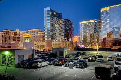 Las Vegas High Rise For Sale: 4525 Dean Martin Drive #505