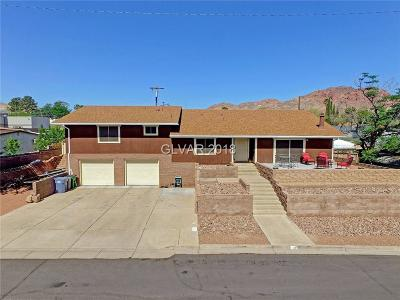 Boulder City Single Family Home For Sale: 104 Forest Lane