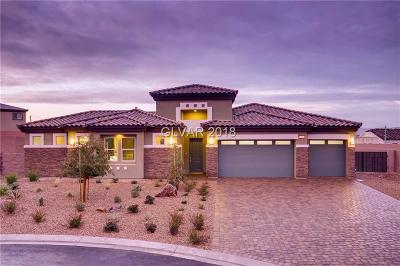 Las Vegas NV Single Family Home For Sale: $678,885