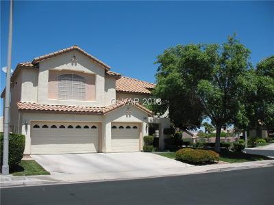 Henderson Single Family Home For Sale: 2000 Trailside Village Avenue